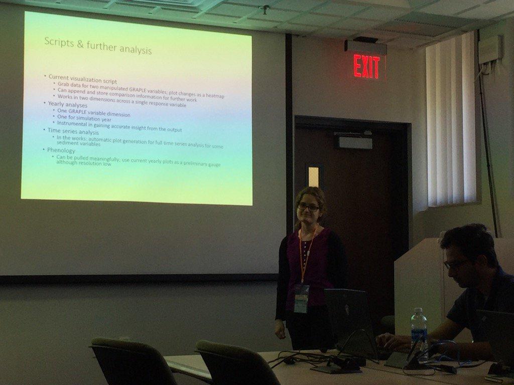 Arianna Krinos GRAPLEr Presentation