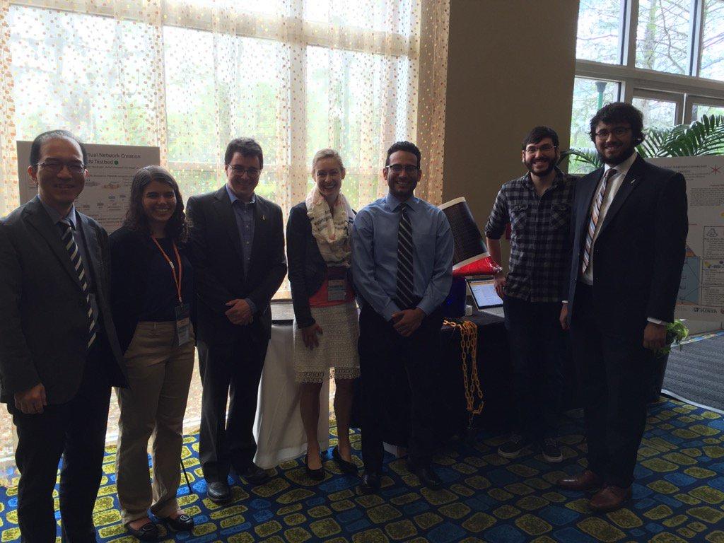 MIST Center Undergraduate Lake IoT Team
